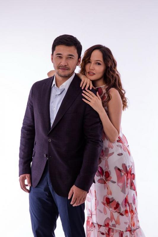 Камшат Жолдыбаева и Еркебулан Даиров