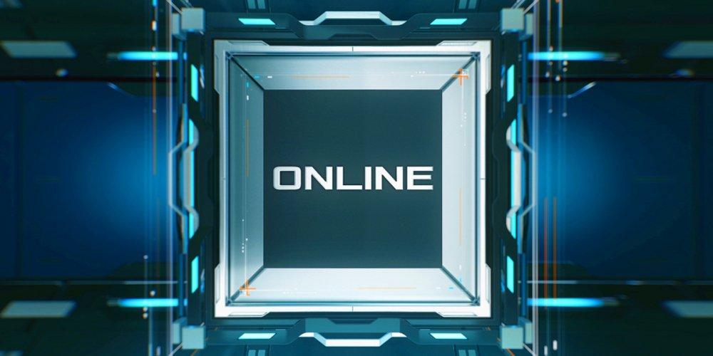 Программа «Online».