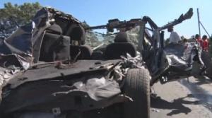 Кенияның батысында жол апатынан 36 адам мерт болды