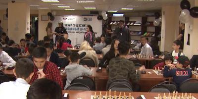 Международный турнир по шахматам прошёл в Алматы