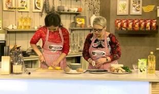 «Магия кухни». Гость: актриса Рано Умарова