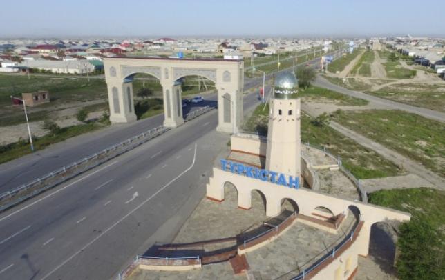 Б.Сагинтаев прибыл с рабочей поездкой в Южно-Казахстанскую область