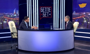 «Бетпе-бет». ҚР Денсаулық сақтау және әлеуметтік даму вице-министрі Елжан Біртанов