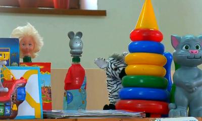 Минздрав: Треть импортных игрушек опасна для детей