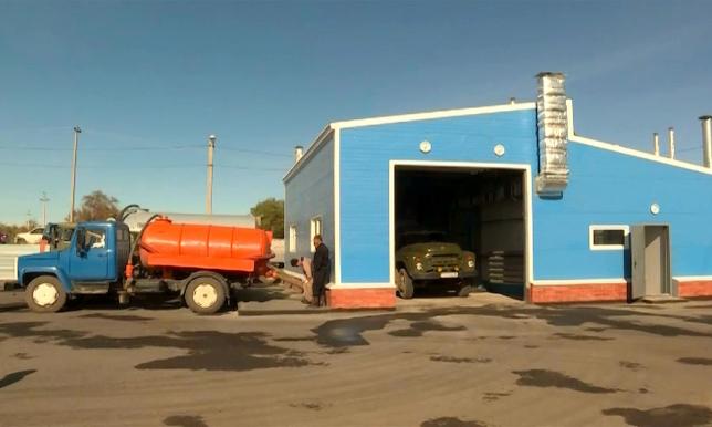 Сливные станции улучшат экологическую обстановку в Актобе