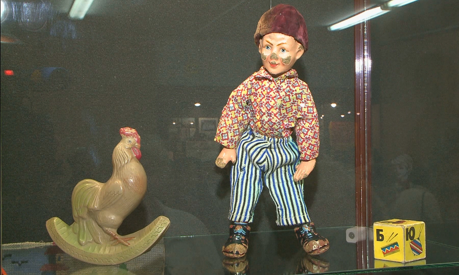 Выставка необычных экспонатов открылась в Семее