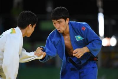 Казахстанский дзюдоист взял «золото» на этапе Гран-при в Тунисе