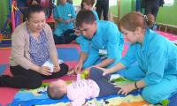 В Шымкенте открыли 2 реабилитационных центра для детей