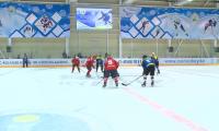 СҚО-да полицейлер хоккейден сынға түсті
