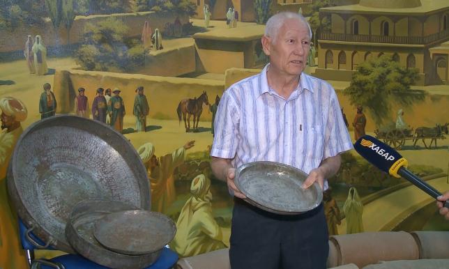 Жители Жамбылской области активно пополняют музей новыми экспонатами