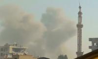 Сирия әскерилері Харастадағы лаңкестер базасының қоршауын бұзды