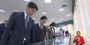 Астанада «Елдің төрі – елорда» құжаттық көрмесі ашылды