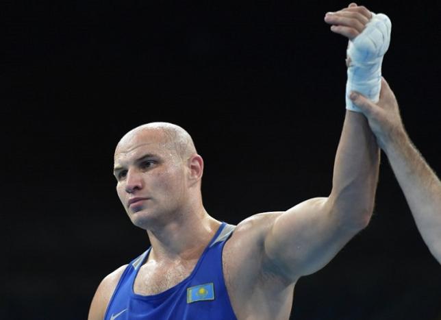 Казахстанский боксер Иван Дычко одержал вторую досрочную победу на профи-ринге