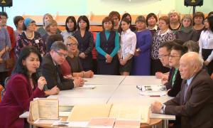 В Петропавловске открылся центр по обучению казахскому алфавиту на латинице