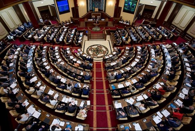 Совместное заседание палат Парламента РК состоится 30 июня