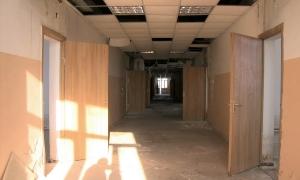 Павлодар облысында жаңа оқу орталығы қирап жатыр