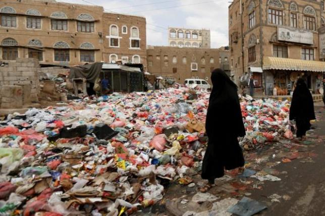 Больше 300 тыс. человек болеют холерой вЙемене