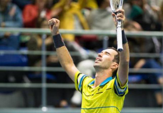 Президент РК поздравил мужскую сборную по теннису с победой в матче против Аргентины
