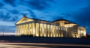 Финал оперного конкурса «Опералия Пласидо Доминго» проходит в столице