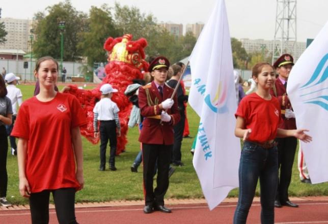 Алматыда «Аман келешек» балалар фестивалі өтті