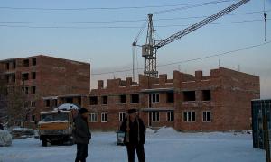 В моногородах строят многоквартирные дома по программе «Нұрлы жер»