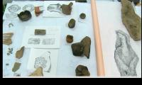 В Приаралье археологи нашли каменную статую кобыза