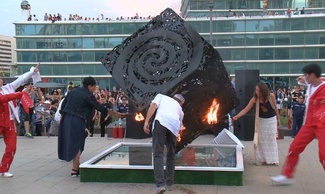 Более 70 инсталляций и скульптур представят на фестивале Astana Art Fest