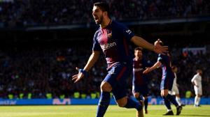 «Барселона» разгромила «Реал» в матче чемпионата Испании