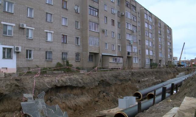 Жильцов почти 200 многоэтажек в Петропавловске оставили без горячей воды