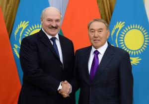 Александр Лукашенко Елбасы Нұрсұлтан Назарбаевты Тәуелсіздік күнімен құттықтады