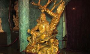 Историю Казахстана воссоздают в живописи и скульптуре