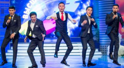 Команда из Казахстана впервые выиграла Высшую лигу КВН