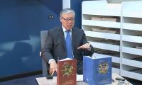 Около 700 уникальных мест представили в книгах о сакральном Казахстане