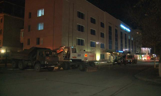 Из-за порыва на трубопроводе более 20 домов в Павлодаре остались без отопления
