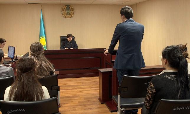 Казахстанских судей проверили на детекторе лжи