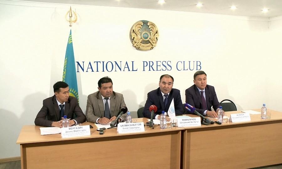 Медработники подозревают сибирскую язву у 2-х человек вКарагандинской области