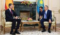 Президент Казахстана провел встречу с Королем Испании