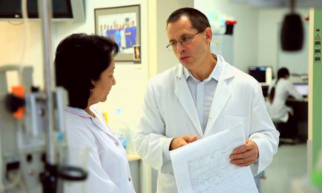 Кардиологи Казахстана и Украины обмениваются опытом
