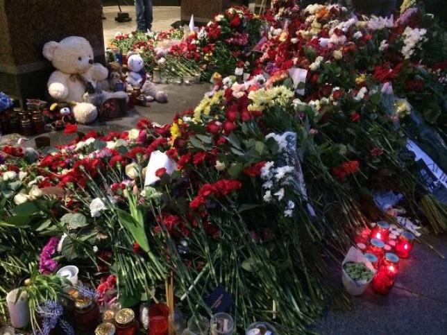 Число погибших при теракте в Санкт-Петербурге выросло до 16