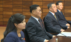 Северная и Южная Корея провели переговоры об участии в Олимпиаде-2018