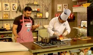 «Магия кухни». Гость: шеф-повар Дильшат Низамов