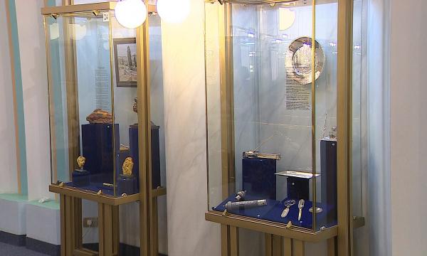 В Музее Первого Президента хранятся более 2 тысяч подарков Н.Назарбаеву
