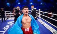 Бекман Сойлыбаев улучшил свои позиции в рейтинге Boxrec