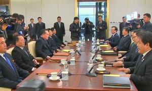 Встреча между КНДР и Южной Кореей проходит сегодня