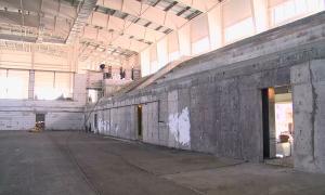 В Петропавловске строят универсальный теннисный центр