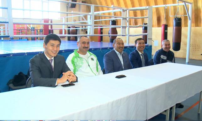 Ақтауда бокстан халықаралық турнир өтеді