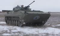У военных Атырауской области проверили боевую подготовку