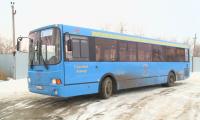 Камеры видеонаблюдения устанавливают в автобусах Актобе