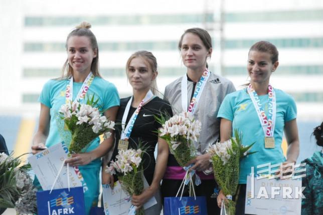 Қазақстандық жеңіл атлеттер Азия чемпионатында жеңіске жетті
