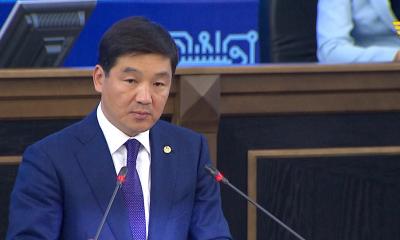 50 проектов-драйверов развития Алматы назвал Бауыржан Байбек